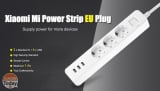 Code de réduction - Xiaomi Mi Power Strip UE multi-business intelligent avec USB à 19 €!