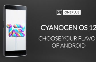 CyanogenMod 12s available for OnePlus One