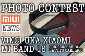 [GiveAway] Win a Xiaomi Mi 1S Band with Heart Rate Sensor