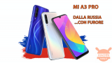 Mi A3 Pro: the alter-ego of the Xiaomi CC9 ready to land in Russia?