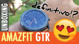 Review Amazfit GTR - A sportwatch without compromises