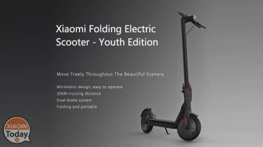 Discount Code - Xiaomi Youth Edition Xpam XXM Youth Edition 232 € Shipping Included