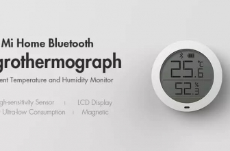Offers - Xiaomi Precision Thermostat at 11 € with 2 Europe years warranty