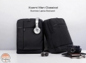 Discount Code - Xiaomi Men Classical Business 17L Laptop Backpack at 26 €