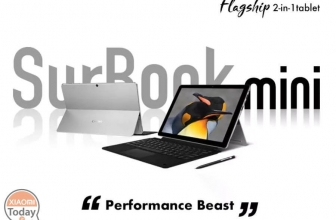 Discount Code - Chuwi SurBook Mini 4 / 64 Gb 2 in 1 231 Tablet PC € 2 Warranty Years Europe