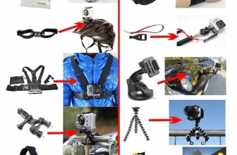 Offerta – Kit di Accessori per Gopro 48 in 1 a 29€