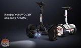 Offer - Ninebot miniPRO Electric Self-Balanced Scooter at 442 € 2 Warranty Years Europe