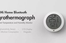 Discount Code - BT Xiaomi Precision Thermohygrometer with 9.7 € with 2 European years warranty