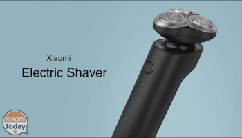 Xiaomi Mijia S1 Electric Shaver 3 blades at 19 €