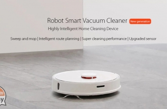 Код скидки - Xiaomi Roborock S55 по 311 € и Roborock S52 Inter Edition по 324 €