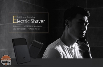 Offer - Xiaomi Mi Home 35 Rechargeable Electric Razor € 2 Guarantee Years Europe