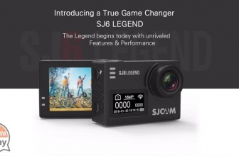 Codice Sconto – SJCAM SJ6 LEGEND Action Camera a 100€