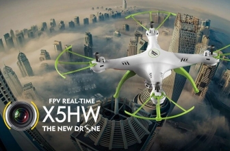 Offer - Syma X5HW Quadricotter at 35 €