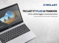 Oferta - Laptop Teclast F7 Plus 8 / 128Gb SSD do 320 € 2 Gwarancja lata Europa