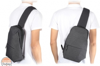 Discount Code - Xiaomi Shoulder Bag to 13 €