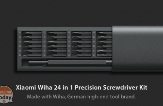 Discount Code - Xiaomi Wiha Precision Screwdriver 24 in 1 at 13 €
