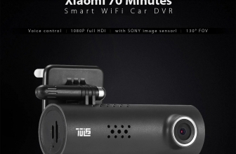 Код скидки - Xiaomi 70 Минуты Dashcam International на 26 €
