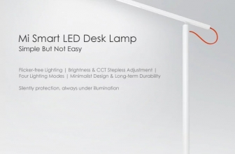 Kode Diskon - Xiaomi Mijia Smart LED Desk Lamp di 39 €