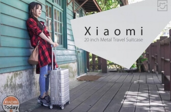 Offer - Xiaomi Metal Travel Suitcase 141 € 2 Warranty Years Europe