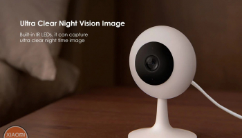 Discount Code - XIAOMI CHUANGMI 720P Smart Camera IR at 15 € International Version