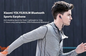 Codice Sconto – Cuffie Xiaomi YDLYEJ03LM In-ear Sports Earphone Bluetooth Earbuds Youth Edition a 13€