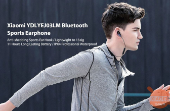 Kortingscode - Xiaomi Youth Draadloze Bluetooth Oortelefoon Noise Cancelling Waterproof Youth Edition 13 €
