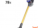 Offer - Dibea Dibea Vacuum Cleaner D18 to 78 € Europe 2 warranty sent from EU warehouse and DW200 to 83 € from China