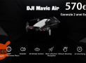 Discount Code - DJI Mavic Air RC Drone to 570 € 2 Warranty Years Europe
