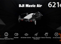 Code de réduction - Drone DJI Mavic Air RC à 621 € expédition prioritaire INCLUS!