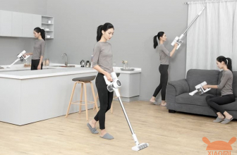 The Dreame V9 cordless vacuum cleaner is the real Anti-Dyson. Today in super offer for only € 131 with priority shipping from Europe warehouse INCLUDED!