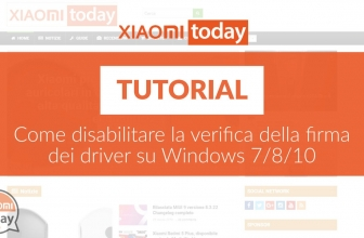 Come disabilitare la verifica della firma dei driver su Windows 7/8/10