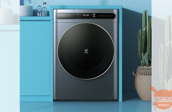 Viomi Smart Washing and Drying Machine Neo2 resmi di China