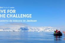 Redmi Note 8 beyond all limits: here is the challenge in Antarctica of the best buy smartphone 2019