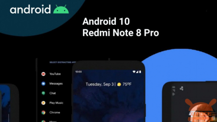 Redmi Note 10 Pro GlobalにもAndroid 8が登場