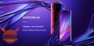 Discount Code - Elephone A5 Global (20 band) 6 / 128Gb triple camera to 177 €