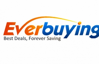8% Off para o site de Everbuying.net