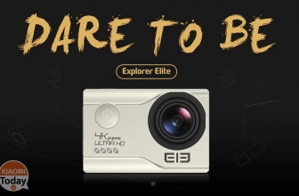Offerta – Elephone EleCam Explorer Elite 4K Action Camera a 48€ da Magazzino EU