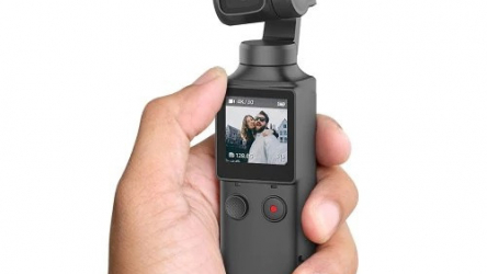 FIMI PALM: here is the rival of the DJI Osmo Pocket