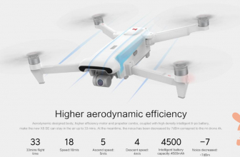 Discount Code - Drone Xiaomi Ecosystem FIMI X8 SE 5KM FPV 4K to 385 € and Fimi A3 to 191 € priority shipping Included