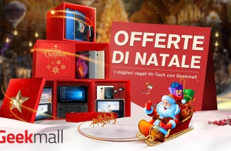 Offer - Christmas event from GeekMall.it