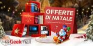 Oferta - Evento de Natal da GeekMall.it