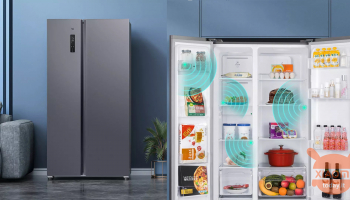 Xiaomi Smart Side Door Refrigerator 540L presented in China: it is the largest Xiaomi fridge ever