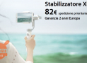 Offer - Gimbal stabilizer Xiaomi Mijia SJYT01FM 3 Axis to 82 € 2 years European warranty and FREE priority shipping