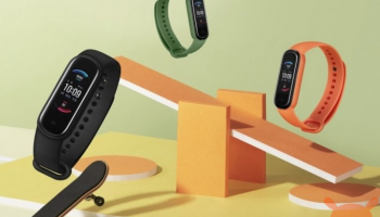 Amazfit Band 5 annunciata ufficialmente con monitor SP02 e supporto Amazon Alexa