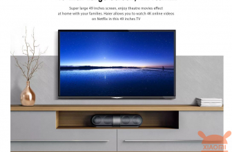 Discount Code - SmartTv 55 ″ 4K Haier U49H7000 for only 300 €! FREE shipping from EU stock in 3 / 5 days