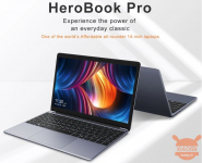 Review - Notebook Chuwi HeroBook PRO the laptop 14.1 ″ SSD for everyone (offered inside)