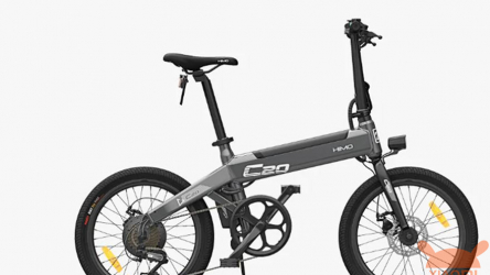 Discount Code - Xiaomi HIMO C20 10AH foldable electric bike 250w engine to 741 € Europe 2 warranty and shipped FREE from EU warehouse (5 day delivery)