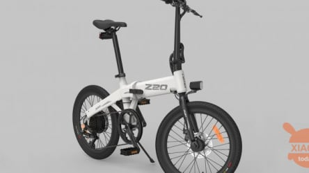 Xiaomi HIMO Z20 is the new folding electric bike that promises autonomy up to 80 Km