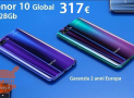 Coupon Code - Huawei Honor 10 Global (20 band) 4 / 128Gb to 317 € 2 guarantee years Europe Italy Express Included