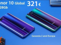 Coupon Code - Huawei Honor 10 Global (20 band) 4 / 128Gb to 321 € Shipping Italy Express included